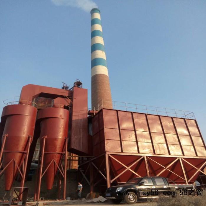 高炉煤气除尘器 (2)