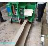 广西贵州路缘石摊铺机 混凝土拦水埂成型机
