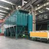 焦作铸造厂浇筑区选用分室反吹袋式除尘器