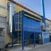 铸造厂中频炉除尘器改造后粉尘无外溢情况