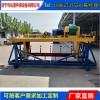 养殖场槽式翻抛机堆垛宽度定制、换槽式翻粪机发酵工艺