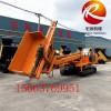 源头厂家生产高度10米 12米自进式锚杆钻机