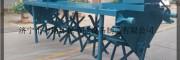 发酵床是翻耙机垃圾转肥料的有机肥设备