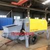 热销30型混凝土输送泵 细石输送泵 卧式二次构造泵使用视频