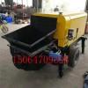 热卖40型混凝土输送泵 大型柴油动力细石砂浆输送泵