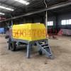 小型地泵混凝土输送泵   二次构造细石砂浆浇筑泵